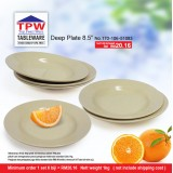 TPW 8.5'' Deep Plate