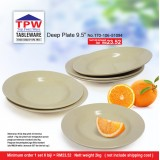 TPW 9.5'' Deep Plate