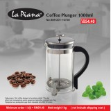 Coffee Plunger 1000ml