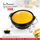 Multipurpose Claypot 1.8L