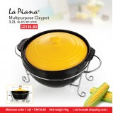 Multipurpose Claypot 3.2L