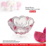 Sweet Roses Fruit Bowl 13cm