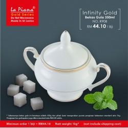 Infinity Gold Bekas Gula 350ml
