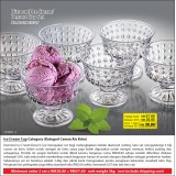 Diamond Ice Cream or Dessert Cup Set (2 set hanya RM  57.60)
