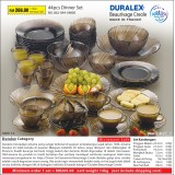 Duralex Beaurivage Creole 44pcs Dinner Set